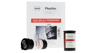 Adox CMS20 - The World's Highest Resolution Photographic Film?