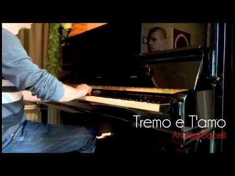 Andrea Bocelli - Tremo E T
