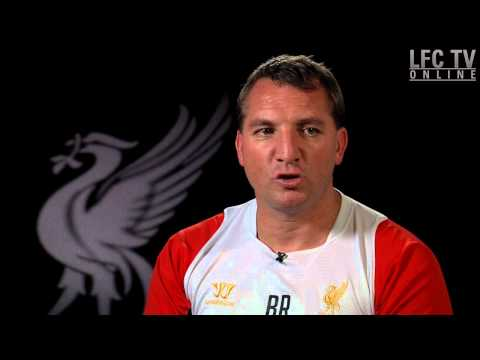 Which Olympic hero would Brendan Rodgers sign?