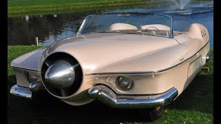 8 Of The Weirdest Cars You've Never Seen