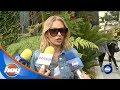 Lagu Irina Baeva reacciona a los comentarios que hizo Geraldine Bazán  Hoy