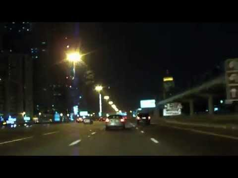 My Daily Commute - Driving in Dubai