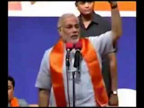 Modi Song Meri Marzi video