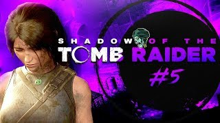 "Shadow of the Tomb Raider PS4 Gameplay Walkthrough - Part 5 ""Path to the Hidden City"" (Let's Play)"