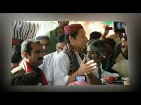 Yeh Hosla Kaise Jhuke! tributed to Imran Khan