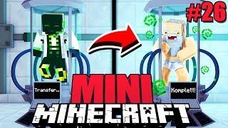 ES PASSIERT... ICH WERDE STINKY FEET?! - Minecraft MINI #26 [Deutsch/HD]