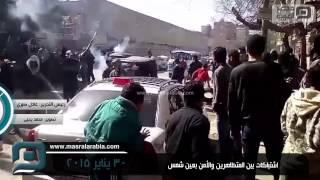 مصر العربية | اشتباكات بين معارضي النظام والأمن بعين شمس