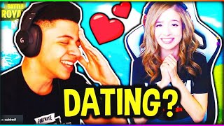 MYTH AND POKI KISS DURING HOUSE GAME! *LEAKED FOOTAGE*