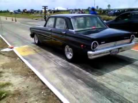 PIQUE BARINAS (ford falcon vs. corsa)