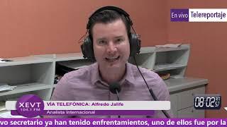 "Alfredo Jalife ""Renuncia de Urzúa a Hacienda:intento de""golpe de Estado neoliberal""TeleReportaje 1/3"