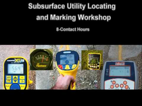 UTA Utility Locator Training Video