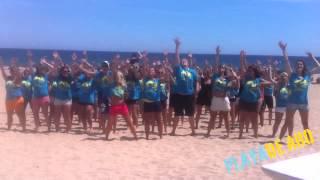 Clubtanz Flashmob Von Ruf Jugendreisen: Playa De Aro