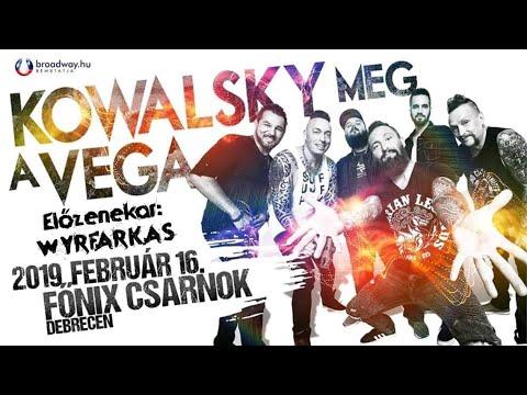 Kowalsky meg a Vega, Debrecen, Főnix Csarnok, 2019.02.16. (részlet)