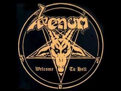Venom - In League With Satan Video