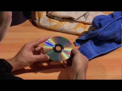 Zerkratzte CDs / DVDs reparieren - brotschuh - Tutorial #1