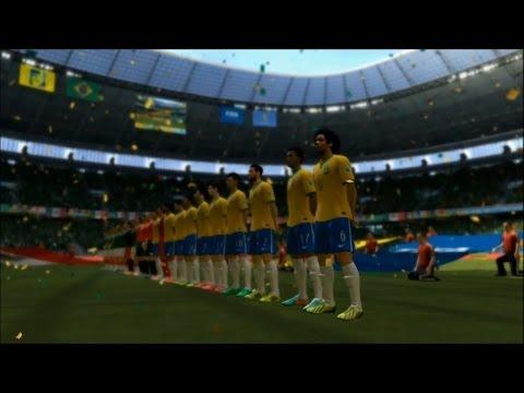 BRASIL X MÉXICO - Copa Do Mundo 2014 FIFA BRASIL - GAMEPLAY 02 JOGO FASE DE GRUPOS (PS3 / XBOX 360)