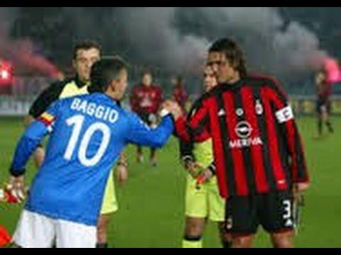 Baggio racconta Paolo Maldini