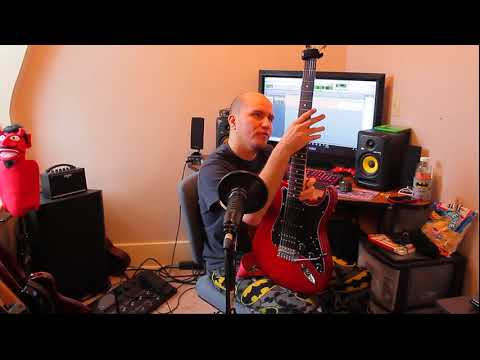 Candy Apple Red Special Edition Fender Stratocaster Review