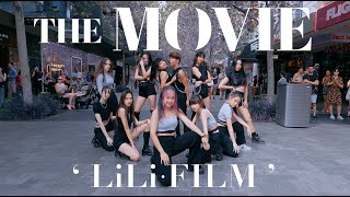 cover album DANCE IN PUBLIC LILI's FILM The Movie Dance Cover ONE TAKE  Australia