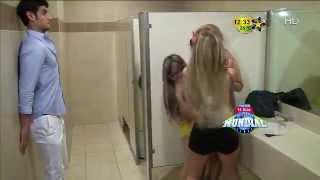 El verdadero video del baño
