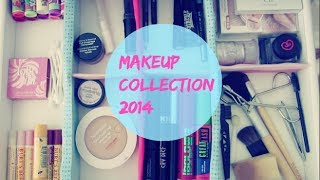 Makeup Collection 2014 ❀ Miss Sammy Sparkle