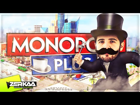 OUR LONGEST GAME EVER   Monopoly Plus