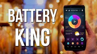 Best BIG Battery Smartphone 2018 - Oukitel K10 Review !
