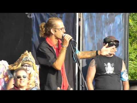 Gwar Dave Brockie/Oderus Urungus Viking Funeral...