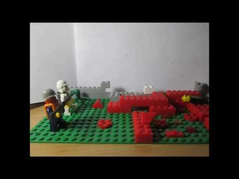 "LEGO S.T.A.L.K.E.R. ""Приключения Хорька"" 3 серия"