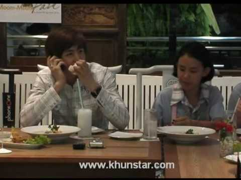 [KHUNSTAR] 071023 Nichklhun - PhoneOne Korean Film Fans Fest & Party Dinner Part1/2