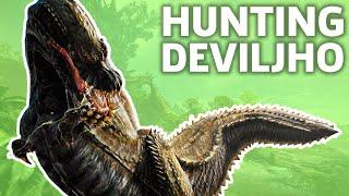 Monster Hunter: World Deviljho Hunt -- Official Gameplay