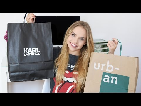 HAUL | BRANDY MELLVILE & URBAN OUTFITTERS | KARL LAGERFELD