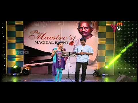 Ilayaraja Hits :  Sagara Sangam : Hemachandra & Sravana Bhargavi Performance video