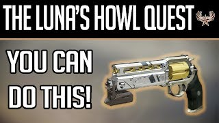 My Journey to Luna's Howl: Quest Tips (You can do this!)