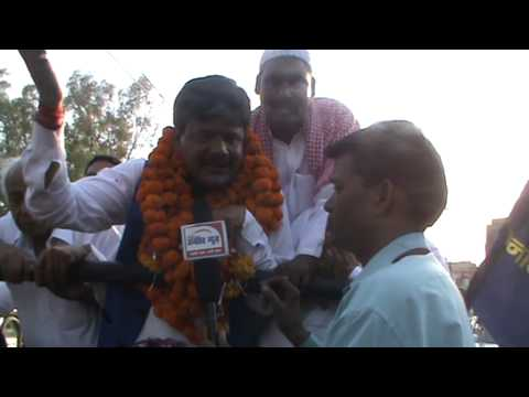 Rashtriya janhit News  Nakul Dubey dinesh Kumar