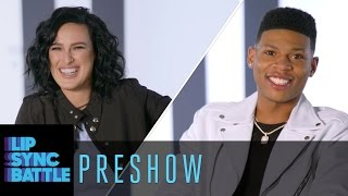 LSB Preshow with Rumer Willis & Bryshere Gray | Lip Sync Battle