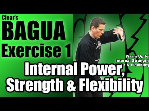 Clear's Bagua Exercise #1 for Internal Power, Strength & Flexibility Image 1