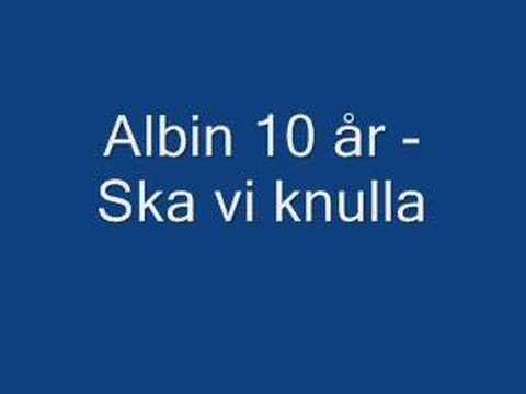 Albin 10 år