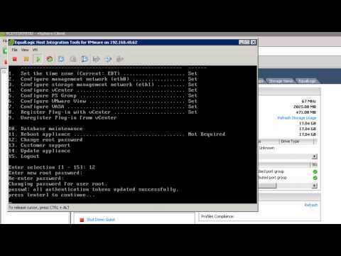 Installing and Configuring the Dell EqualLogic Host Integration Tools for VMware