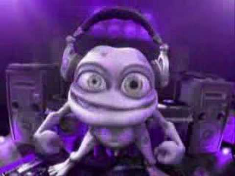 CRAZY FROG DJ SLOW MOTION VIDEO