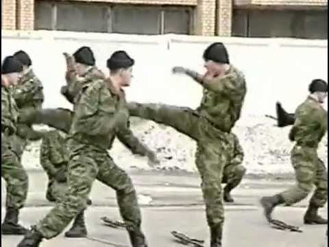 Soviet Russian Army- Hand to hand combat training part 2 Image 1