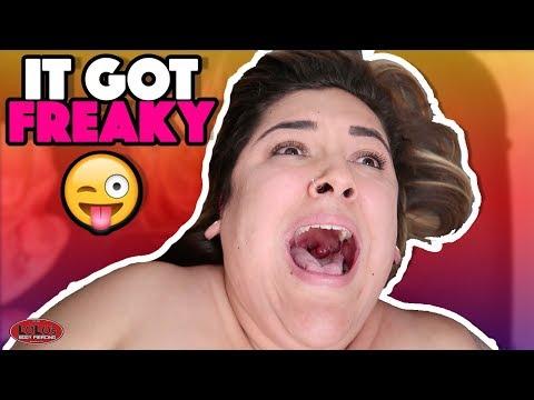 SUSANS NIPPLE PIERCING GONE SEXUAL!!! thumbnail