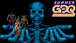 Golden Axe by InTheMug in 8:33 - SGDQ2018