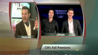 Ian Somerhalder & Joseph Morgan Interview [Altyazılı]
