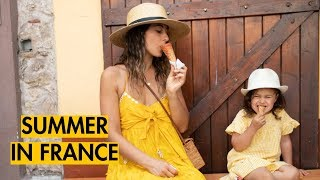 Ice Cream and Swimming in France   Mimi Ikonn