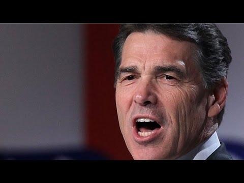 Can Gov. Rick Perry Tell Libya and Lebanon Apart?