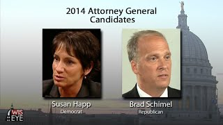 Campaign 2014 Morning Minute: Attorney General Candidates on Marijuana Legalization