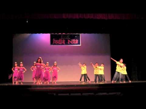 Koi Mil Gaya Bollywood Dance - IAKC India Nite 2014