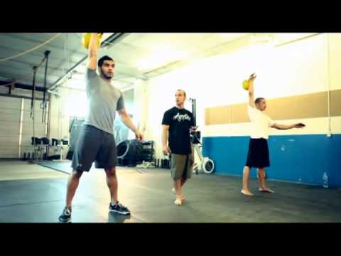Full Length Kettlebell Workout Video-Agatsu Advanced Fat Burner Image 1