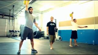 Full Length Kettlebell Workout Video-Agatsu Advanced Fat Burner